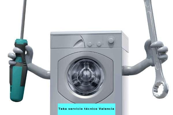 arreglo teka lavadoras valencia