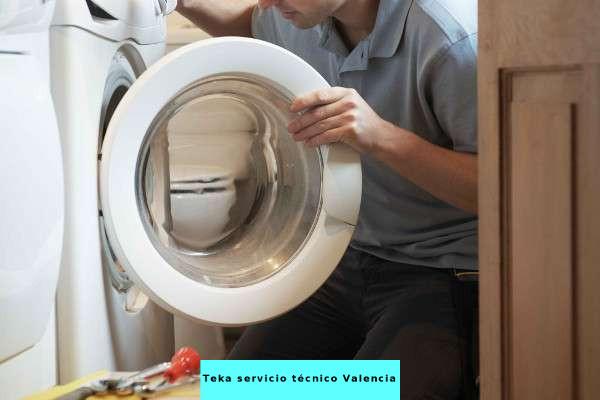 arreglos lavadoras teka valencia